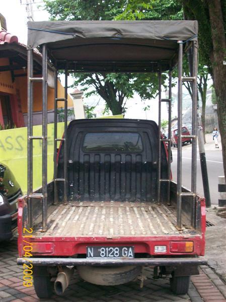 Pemasangan Riging mobil (3)
