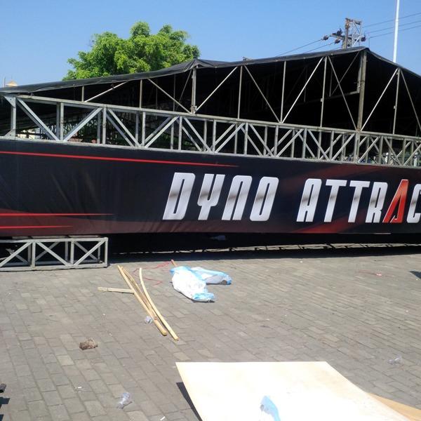 Pemasangan Materi BLACK DYNO ATTRACTION (6)