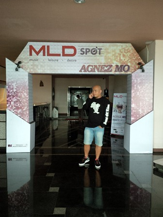 agnes mo live in concert event organizer malang (11)