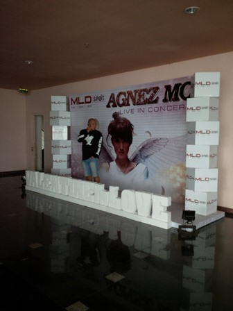 agnes mo live in concert event organizer malang (12)