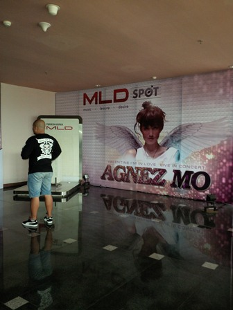 agnes mo live in concert event organizer malang (14)