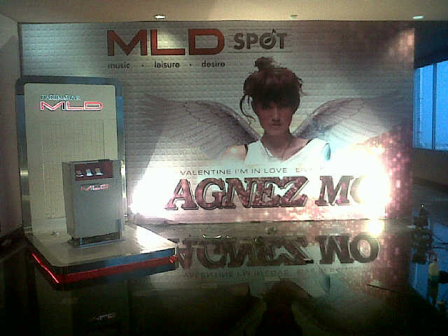 agnes mo live in concert event organizer malang