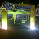 event olahraga indosat m3 zone aremania (14)