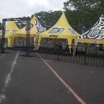 event olahraga indosat m3 zone aremania (3)