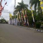 event olahraga indosat m3 zone aremania (4)