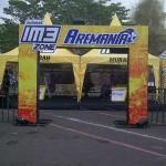 event olahraga indosat m3 zone aremania (6)