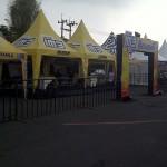 event olahraga indosat m3 zone aremania (7)