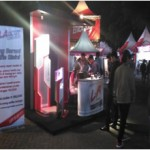 Booth Kickfest Counter Malang