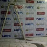 Booth Semifinal piala bhayangkara 2016 di Malang