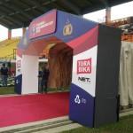 Gate Event Ceremony piala bhayangkara di Bandung (10)