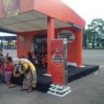 Mahadewa di stadion kanjuruhan kabupaten malang (2)