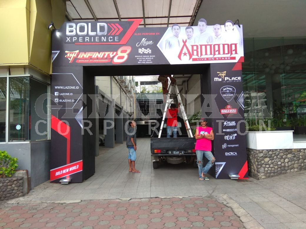 Event Anniversary My Place Malang (4)
