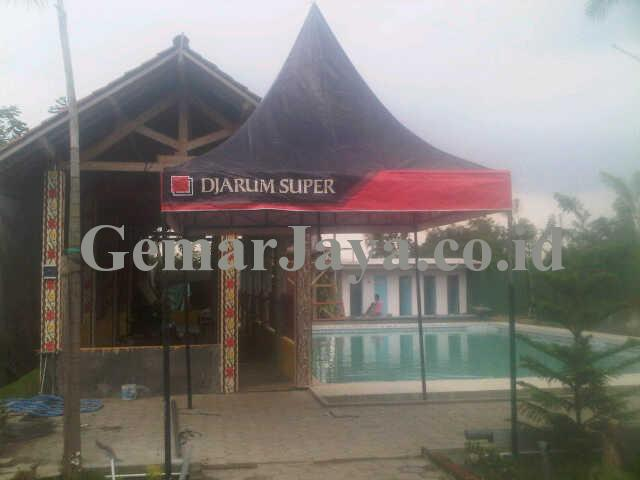 djarum super tenda janti malang
