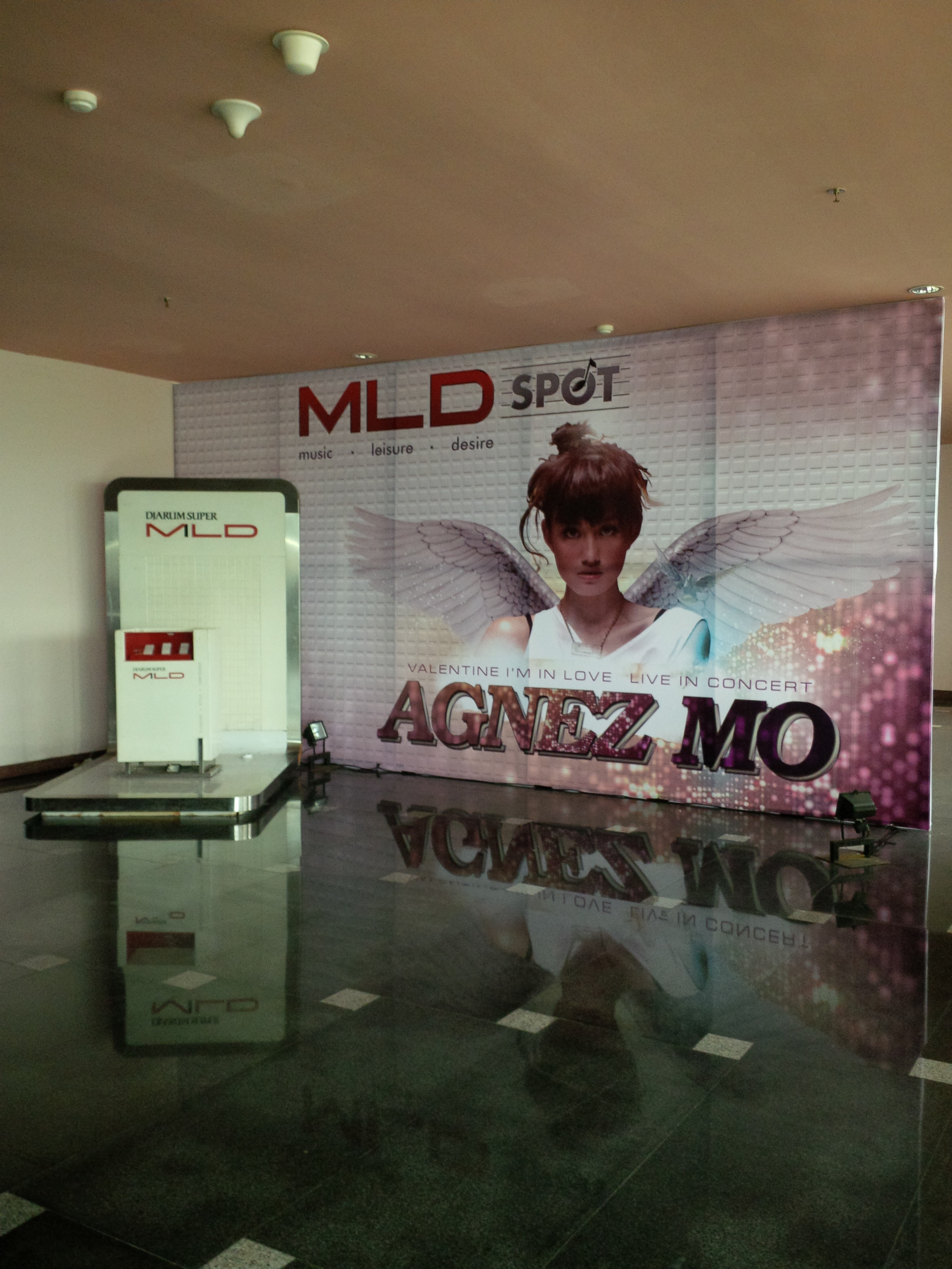 agnes mo live in concert event organizer malang (9)