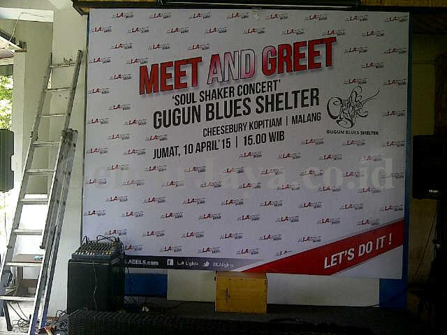 meet and greet gugun shelter kopitiam malang