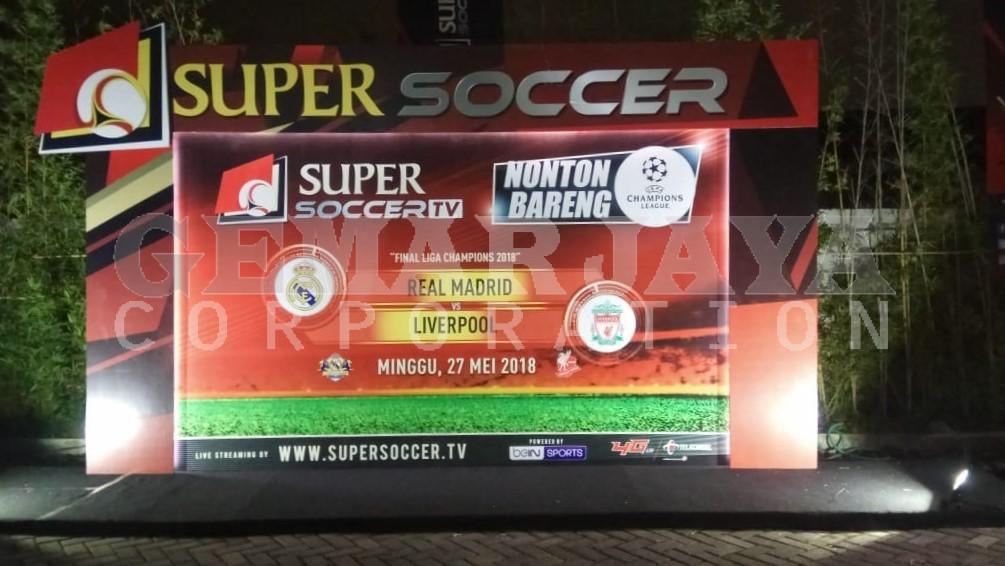 Branding Nonton Bareng Supper Soccer
