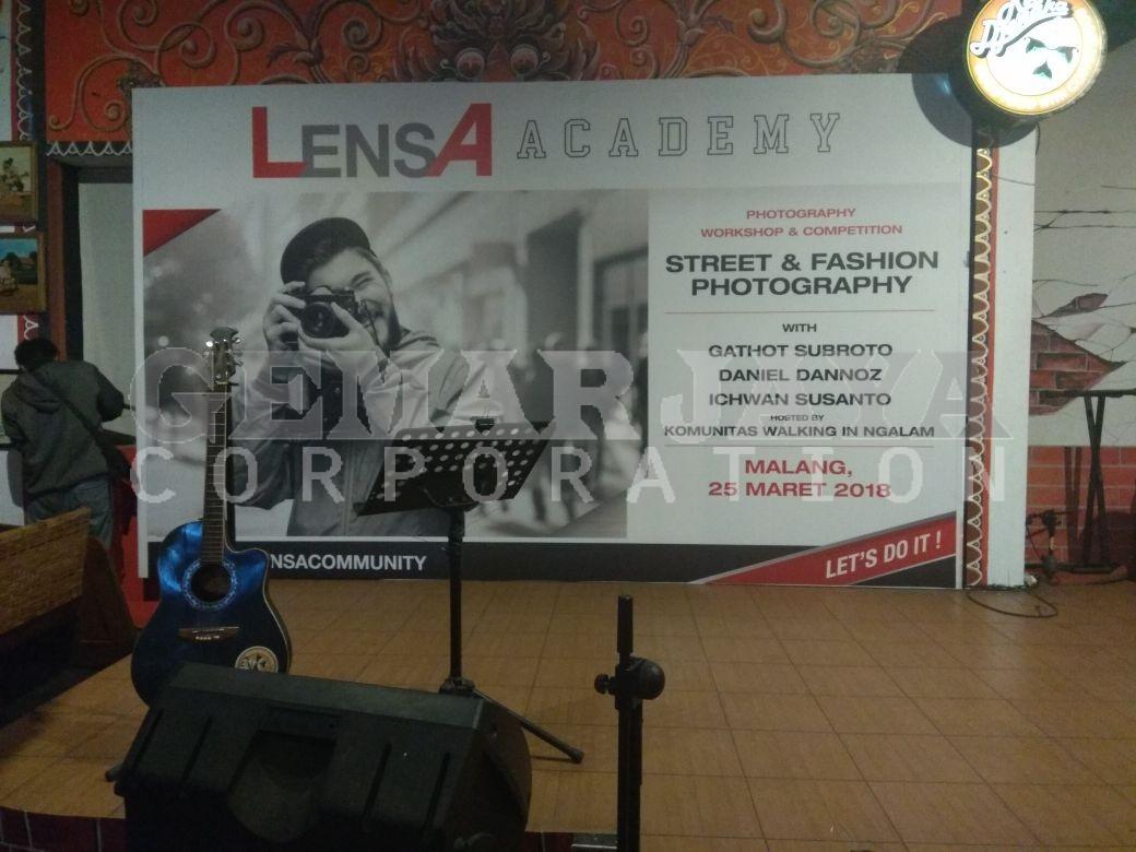 Event Lensa Academy